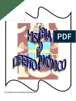 HISTÓRIA DO DIREITO CANÔNICO.doc