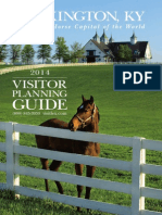 2014 Lexington Visitor Planning Guide