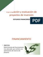 PROYECTOS FINANCIAMIENTO