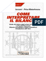 38160603 Alberto Giussani Come Interpretare Il Bilancio