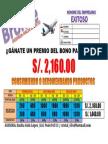 Volante - Bono 2,160.00 - Emilia