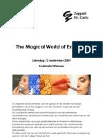 The Magical World of Esthetics 3