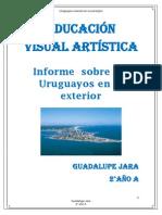 Porcentaje de Uruguayos en El Exterior