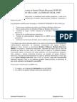 Comparación entre la Norma Oficial Mexicana NOM