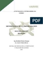 Metodologia de La Programacion Ed2