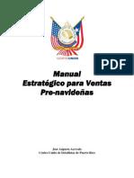 Manual Estratégico para Ventas Pre-Navideñas