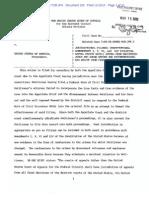 USA v Harris Doc 326 Filed 19 Nov 13