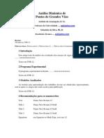 Modelo de Artigo - V Congresso Brasileiro de Pontes e Estruturas