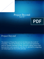 Project Beyond Presentation