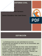 Defensa Civil 2013 (Trabajo de Cívica).pptx