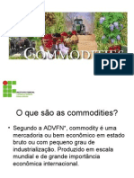 Economia - Commodities