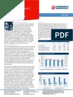 Cushman & Wakefield's MarketBeat - Industrial U.S. 3Q 2013