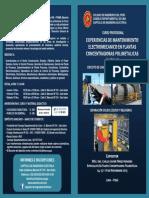 DIPTICO - Mantenimiento de Planta Concentradora Polimetalica