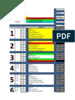 Calendario Excel Prepa Abierta 13 -14 by Yred