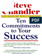 10 Commitments to Your Success