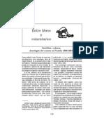 Insolitos y Ufanos Antologia Del Cuento en Puebla 1990-2001