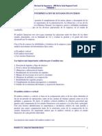 Analisis e Interpretacion de Estados Financieros Revisar