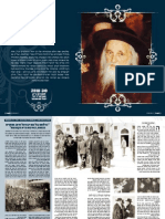 """Mishpacha Article for 30 Years to Petira of Baal Divrai Yoel Z""""L"""