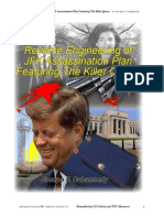Reverse Engineering of JFK Assassination Plan Featuring The Killer Queen (Version 5.0)