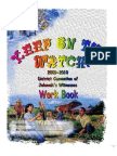 Kids - Keep on the Watch Workbook 2009-2010 District Convention