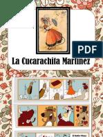Cucarachita Martinez