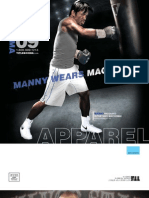 TITLE Boxing/MMA Summer 2009 Apparel Catalog