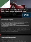 VirtualMaterials_5952_Integración Plant Design Suite con Excel Project Cálculos Hidráulicos Cobra