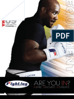 TITLE Boxing/MMA Summer 2009 Equipment Catalog