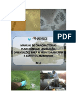 Manual de Cianobactérias 2013
