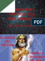 Exposicion Del Origen Del Universo Griego