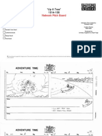 AT 108 Up A Tree - Network Pitch Storyboard