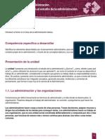 Fundamentos Administracion U1