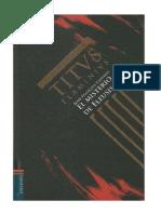 Nahmias Jean Francois - Titus Flaminius 3 - El Misterio de Eleusis