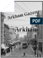 Arkham Gazette Issue 1 Ver 1 0