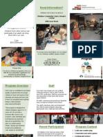 Kits Kid's Club Brochure 20131018