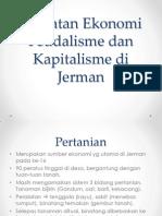 Kegiatan Ekonomi Feudalisme Dan Kapitalisme Di Jerman