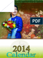 KD - 2014 Calendar