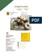 Donuts de Nougat