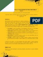 CARTA PASTORAL DE LA CONSULTA DE JOVENES ESPAÑOL