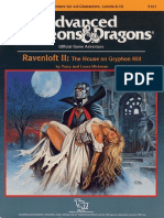 Escenario de campaña 2da - Ravenloft II - The House on Gryphon Hill