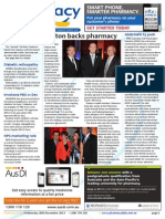 Pharmacy Daily for Wed 20 Nov 2013 - Dutton backs pharmacy, SHPA welcomes Dooley, ASMI hails S3 push, Health