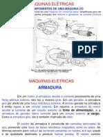 Máquinas Elétricas_Geradores Elétricos_AULA 5