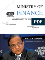Ministry of Finance INDIA