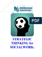 Strategic Thinking for SocialWork(R)