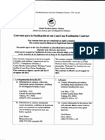 Contrato de Auditoria Entre Centro Morelos y Spc Contadores y