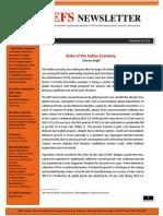 AIEFS Newsletter-NOV 2013