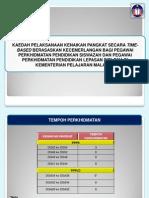 Slide Surat Pelaksanaan NP PPP 16 04 2012 AZRUL - Version Terkini