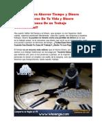 Consejos Para Ahorrar Tiempo y Dinero.pdf