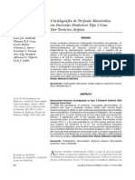 Cintilografia Miocardio Diabetes Tipo2 Dor Atipica
