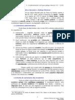 4. A dialectalización da lingua galega (séculos XVI – XVIII)